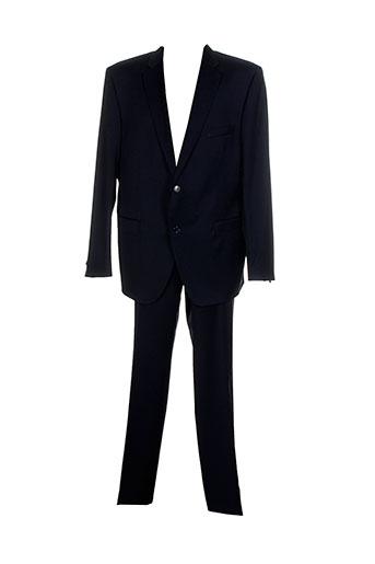 roy et robson pantalon et veste homme de couleur noir