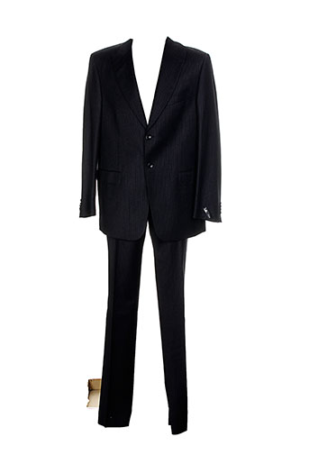 pal et zileri pantalon et veste homme de couleur marron