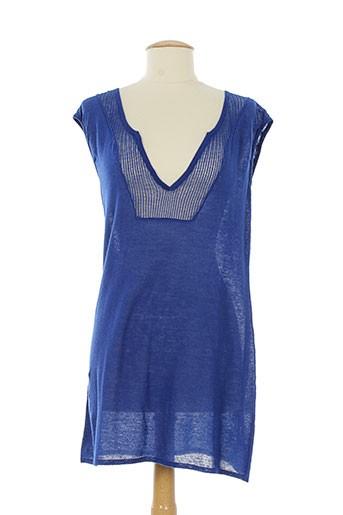 american outfitters pulls femme de couleur bleu