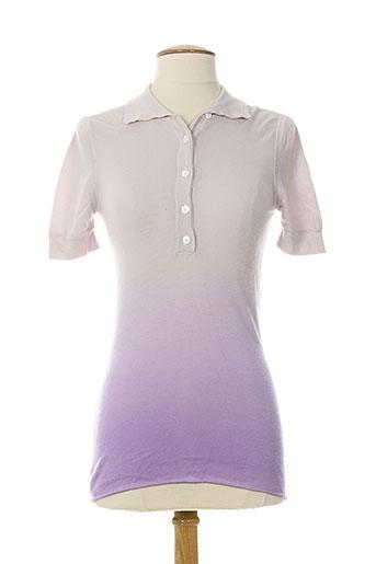 not shy pulls femme de couleur violet