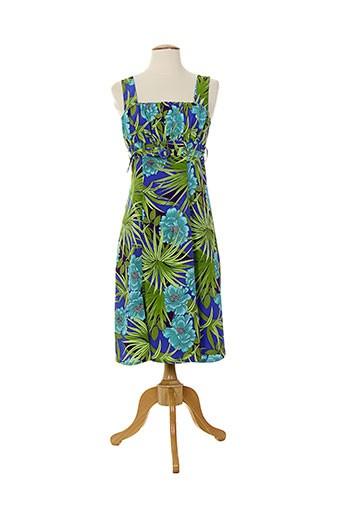 romeo pour juliette robes femme de couleur bleu