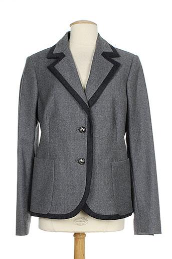 cerruti 1881 vestes femme de couleur gris