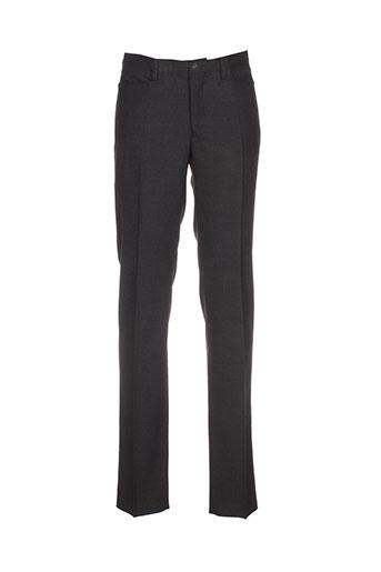 olivier strelli pantalons homme de couleur bleu