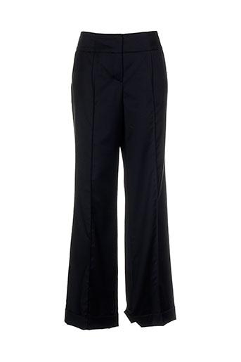 natan pantalons et citadins femme de couleur noir