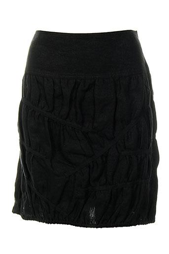 lecoanet hemant jupes femme de couleur noir