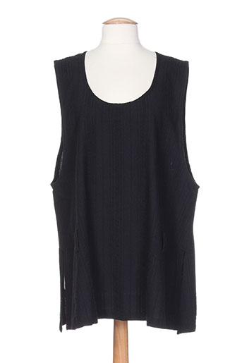 echappees belles chemises femme de couleur noir