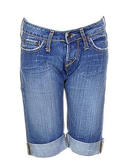 Produit-Shorts / Bermudas-Femme-P&Y DENIM