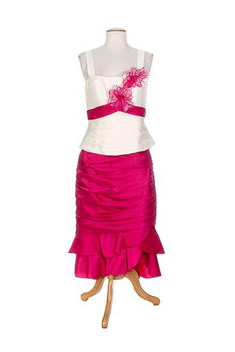 creatif paris chemises femme de couleur rose