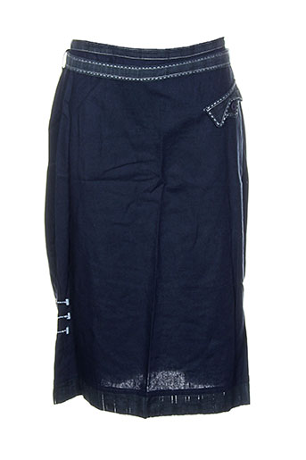 les marins de jac jac jupes femme de couleur bleu