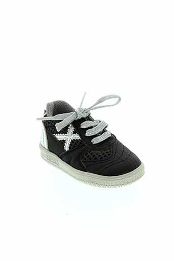 munich chaussures fille de couleur noir
