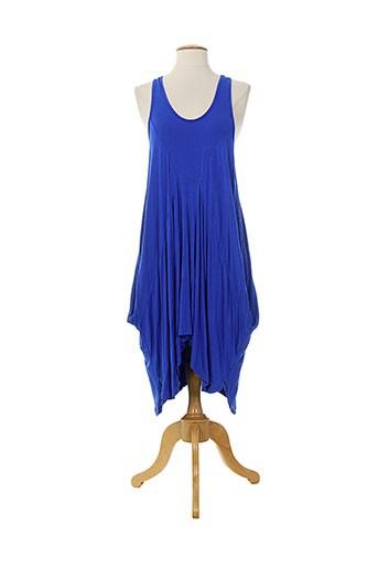 seafolly robes femme de couleur bleu