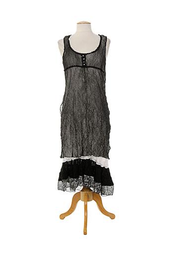 azuleros robes femme de couleur noir