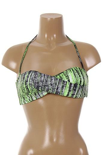 oakley maillots de bain femme de couleur vert