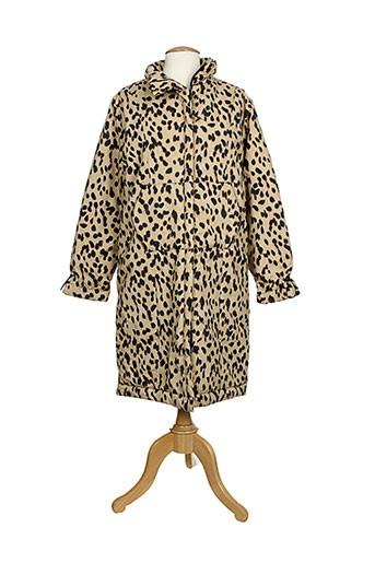 c.seventeen manteaux femme de couleur beige