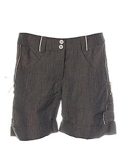 Produit-Shorts / Bermudas-Femme-TRICOT CHIC