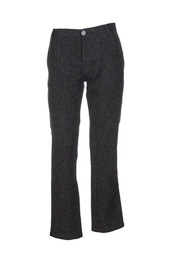 band of outsiders pantalons homme de couleur gris