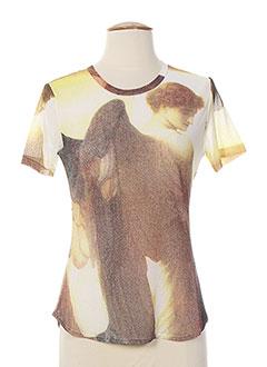 Produit-T-shirts-Femme-ONE STEP