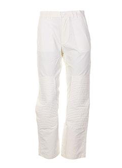 Pantalon casual blanc EV pour femme