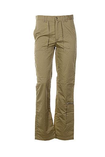 ev pantalons femme de couleur beige