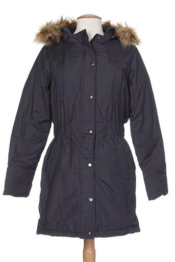 numph manteaux femme de couleur noir