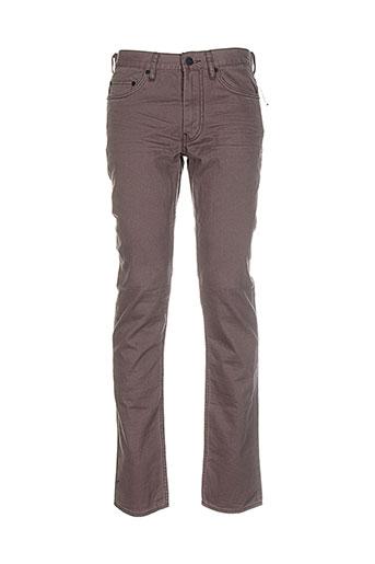 marc et jacobs pantalons et decontractes homme de couleur gris