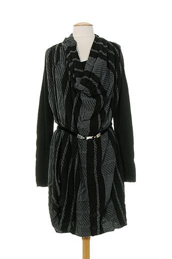 hich use robes femme de couleur gris