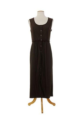 rosa rosam robes femme de couleur marron