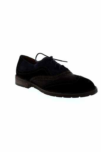 karston chaussures homme de couleur noir
