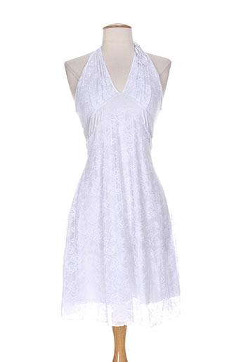 adultery robes femme de couleur blanc