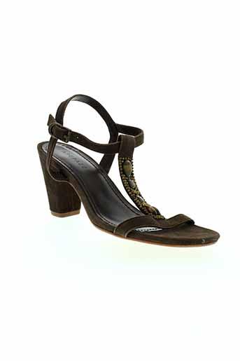 apepazza chaussures femme de couleur marron