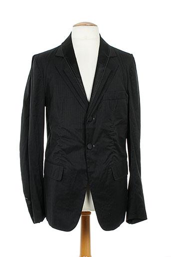 Veste chic / Blazer noir HIGH pour homme