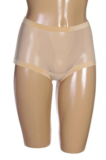 wolford lingerie femme de couleur beige