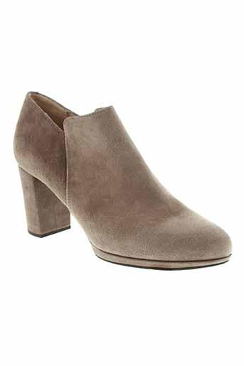 unisa boots femme de couleur beige