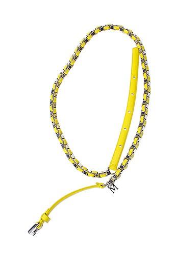 maxmara accessoires femme de couleur jaune