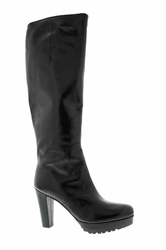 c et doux bottes femme de couleur noir