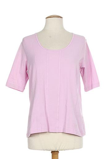 gelco t-shirts femme de couleur rose