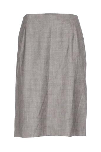 piazza sempione jupes femme de couleur gris