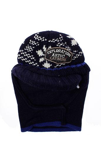 Bonnet bleu CATIMINI pour garçon