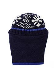 Bonnet bleu CATIMINI pour garçon seconde vue