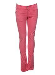 Pantalon casual orange CHIPIE pour fille seconde vue