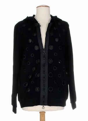 Veste casual noir COSTUME NEMUTSO pour femme