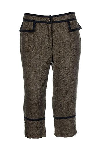 college shorts / bermudas femme de couleur marron