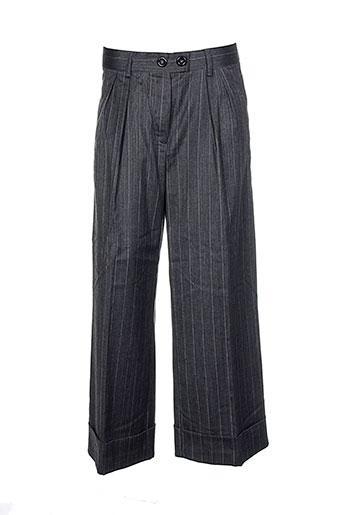 Pantalon chic gris BAUM UND PFERDGARTEN pour femme