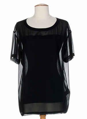 Top noir COSTUME NEMUTSO pour femme