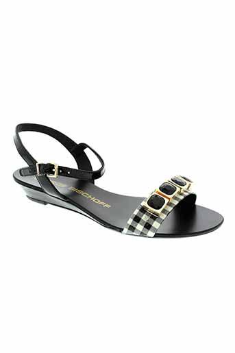 jorge bischoff chaussures femme de couleur noir
