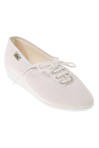 luxat chaussures femme de couleur blanc