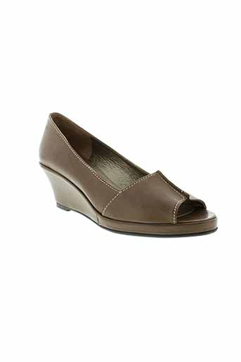 sofia costa chaussures femme de couleur marron