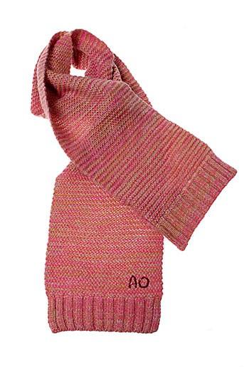 american et outfitters echarpes et gants fille de couleur rose