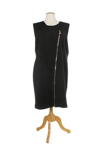 ninati robes femme de couleur noir