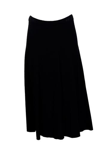 maxmara jupes femme de couleur noir